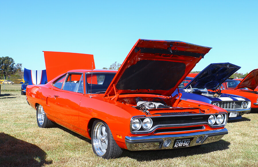 Quiz: How Much Do You Know About Classic American Muscle Cars?