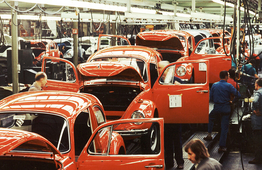 The End of an Era: Volkswagen Halts Production on Iconic Beetle