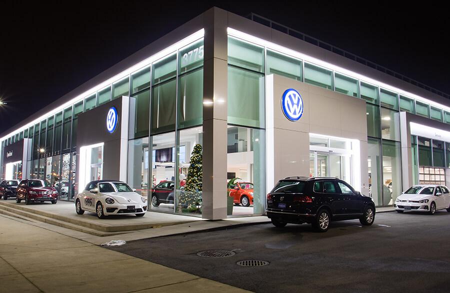 Giving Volkswagen Credit