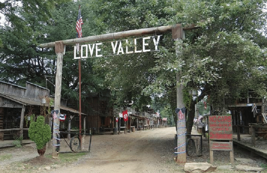 No Cars Allowed in Love Valley, NC: Town That Banned All Cars?