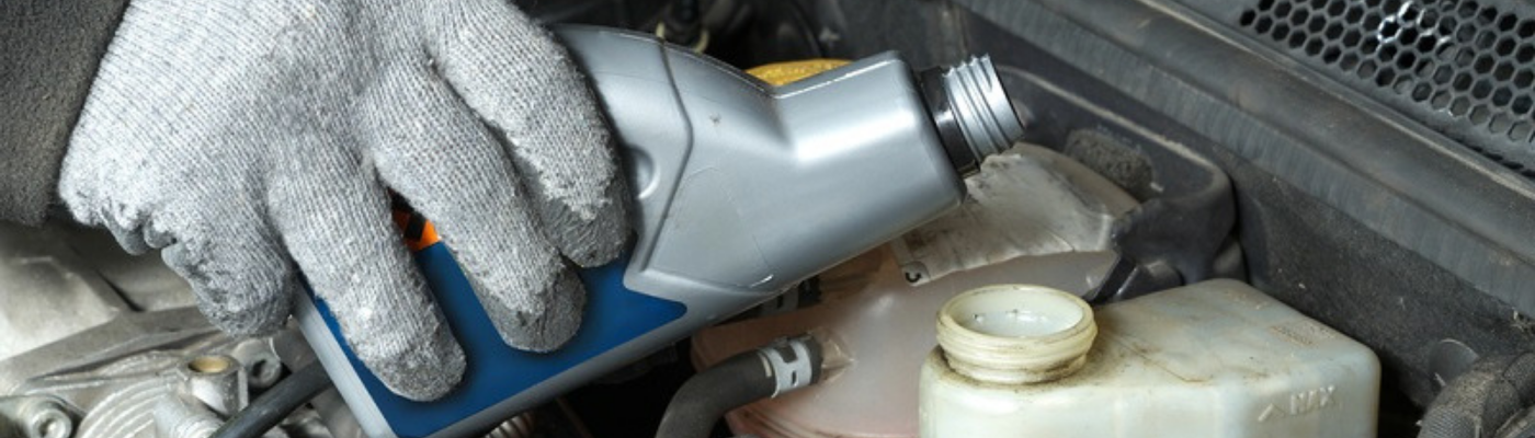 What is Brake Fluid - Brake Fluid