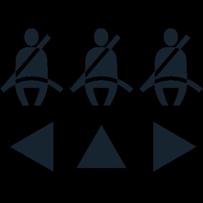 Backseat Seatbelt Light