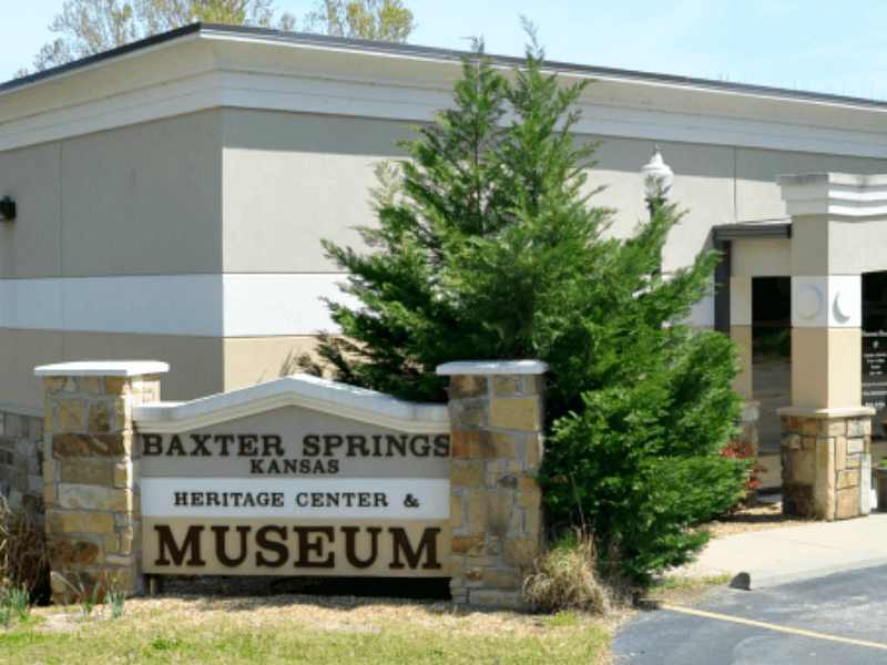 Baxter Springs Heritage Center and Museum - Historic Route 66 – Trip Planner