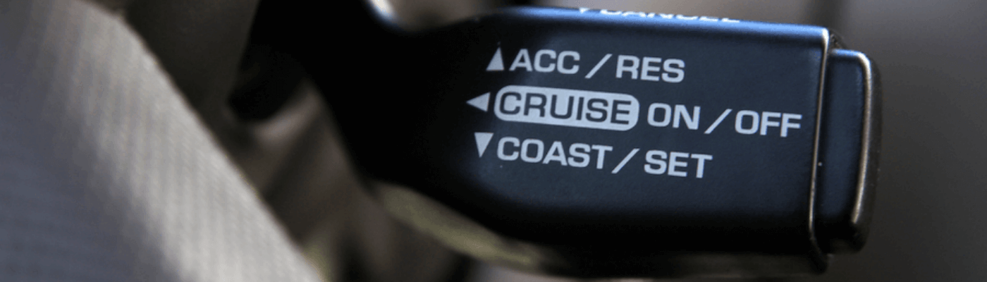 Cruise Control Light