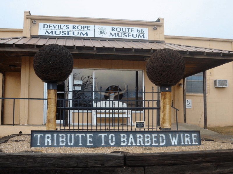 Devils Rope Museum - Historic Route 66 – Trip Planner