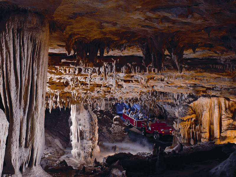 Fantastic Caverns - Historic Route 66 – Trip Planner