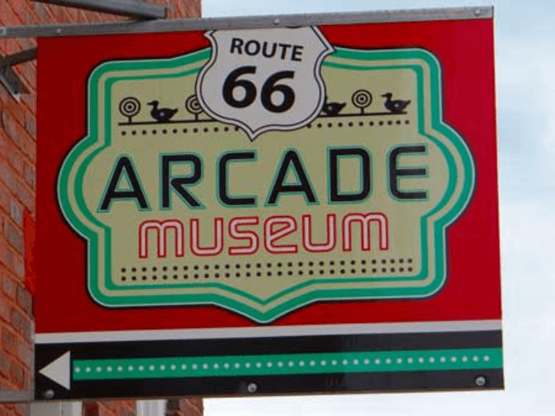 Route 66 Arcade - Route 66 Planner - Plan the Perfect Roadtrip