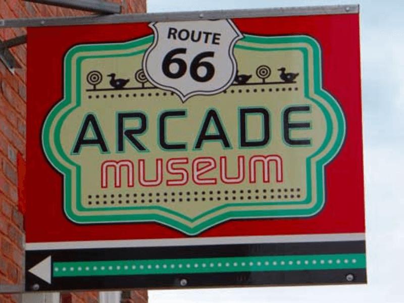 Route 66 Arcade - Historic Route 66 – Trip Planner