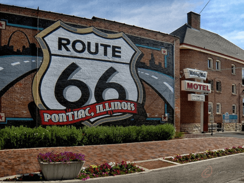 Route 66 Hall of Fame and Museum  - Historic Route 66 – Trip Planner