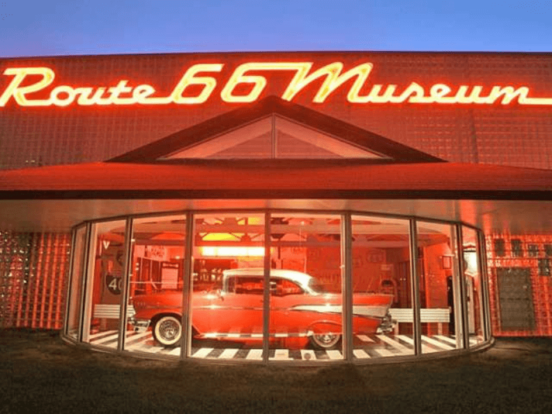 Route 66 Museum - Route 66 Planner - Plan the Perfect Roadtrip