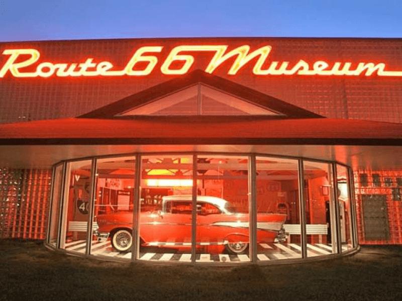 Route 66 Museum - Historic Route 66 – Trip Planner