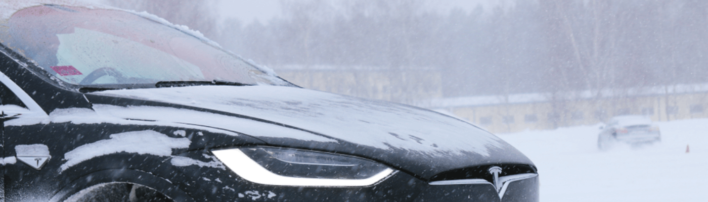Tesla Model X 1 - How Do Electric Cars Perform in the Cold Weather?
