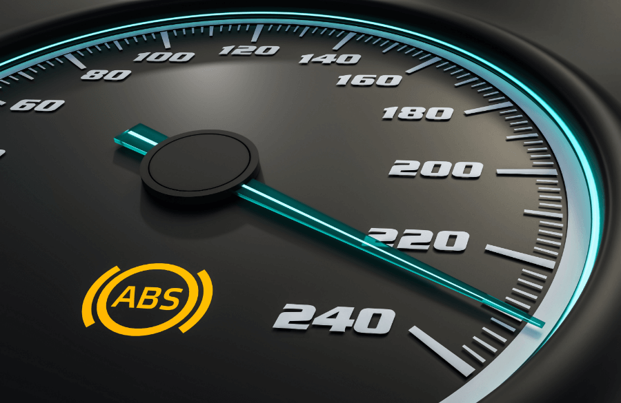 ABS Light: Anti-Lock Braking System Light
