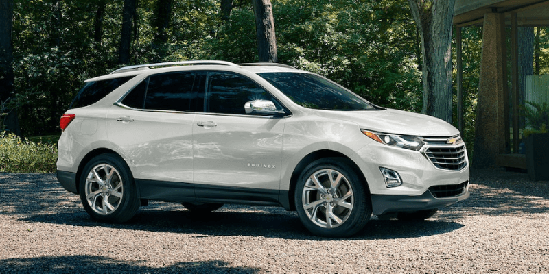 Chevy Equinox - Presidents Day Car Sale