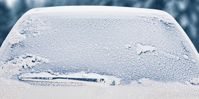 Frozen Windshiled Wipers - How to Take Care of Your Car During Winter