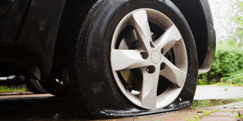 Low Tire Pressure - How to Take Care of Your Car During Winter