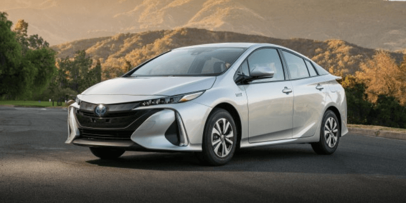 Prius Prime - Presidents Day Car Sale
