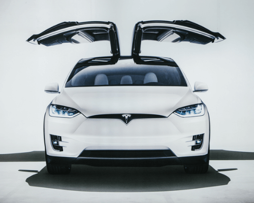 Tesla Model X - Tesla's Having a Bad Time in China