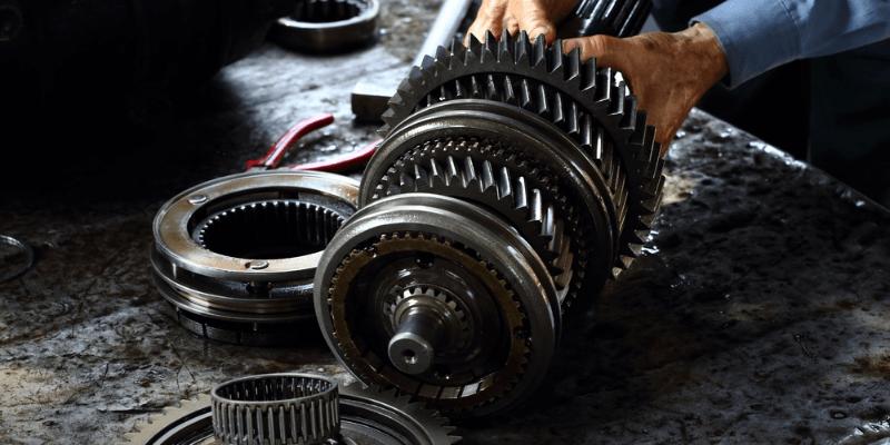 Transmission Repair 2 - Transmission Repair