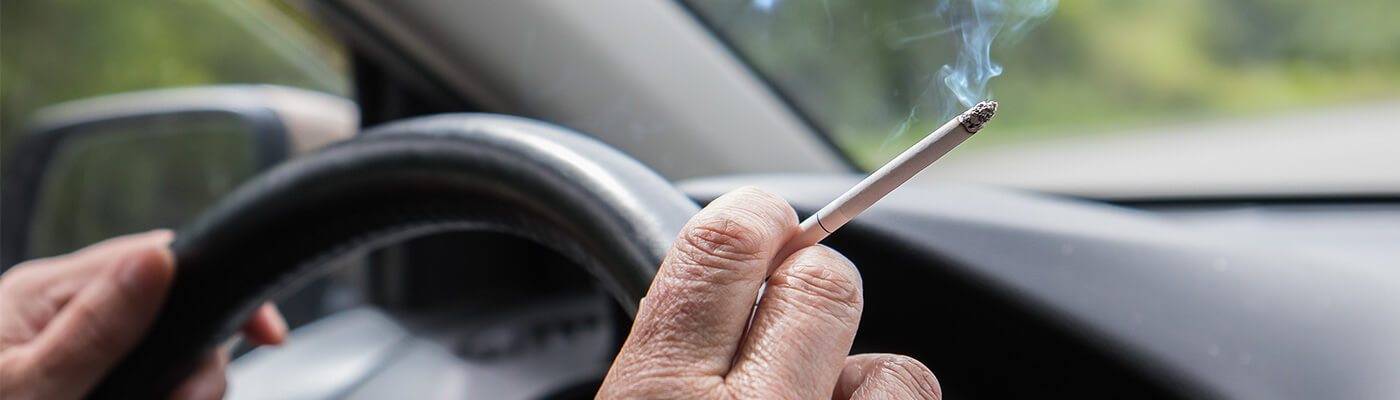 It May Be Illegal to Smoke with Children in a Car – Up to $10,000 Fine