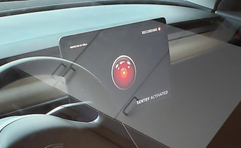 Tesla Sentry Mode 1 1024x630 - Tesla is Receiving Two Game-Changing Updates