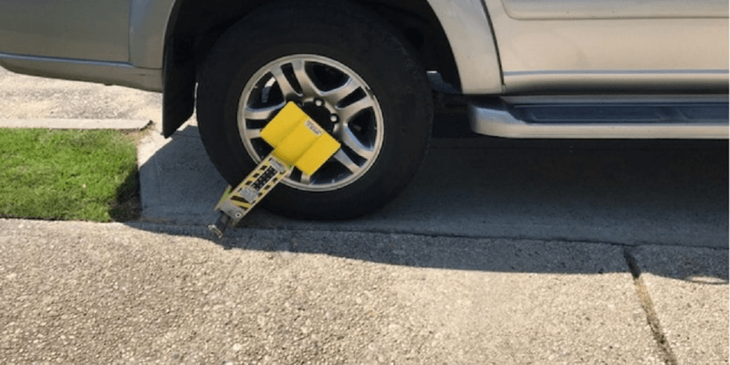 Tire Lock - Protecting Your Vehicle Against Car Theft