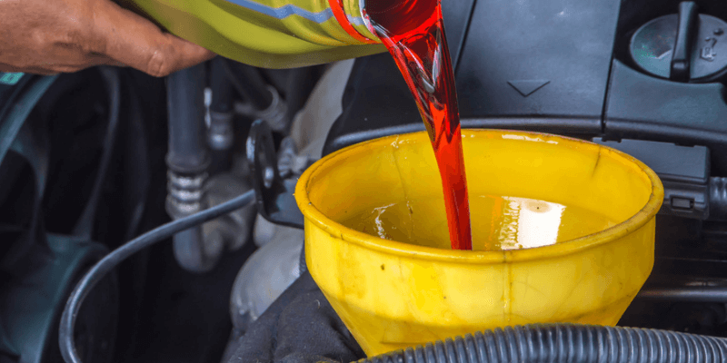 Transmission Fluid 3 - Powertrain: The Transmission