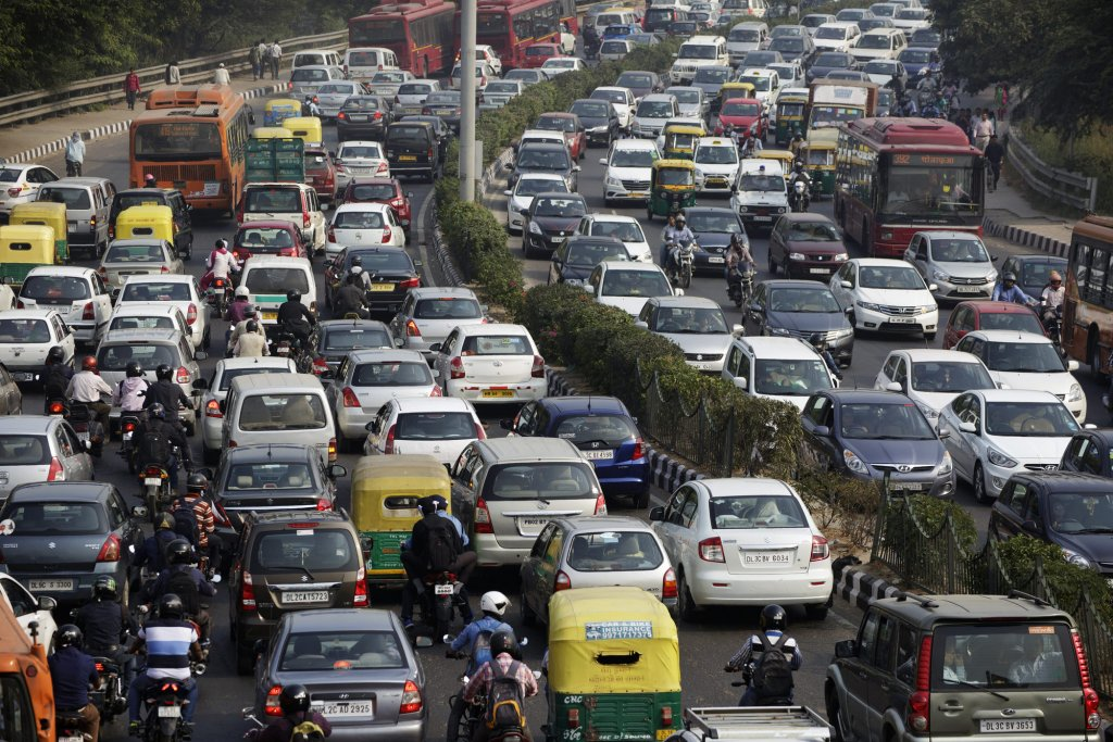 india car traffic 1024x683 - Quiz: Can You Name Which City These Iconic Landmarks Are In?