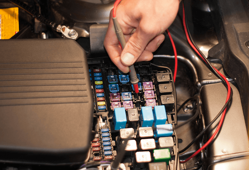 blown fuse - How to Handle Auto Electric Repair
