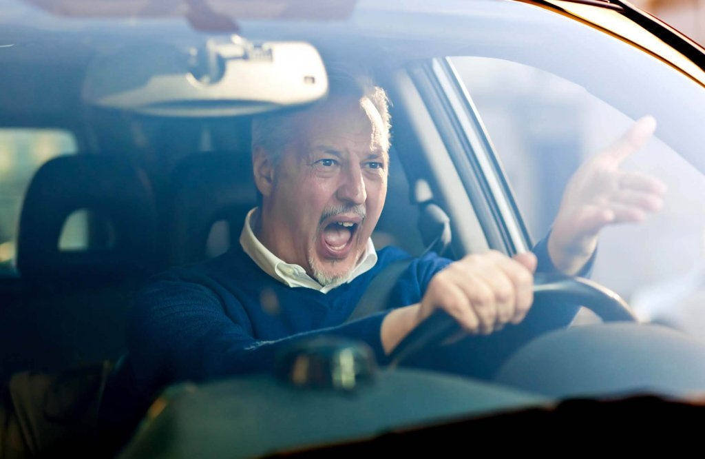 image road rage man 1 1024x666 - How Road Rage Works:
