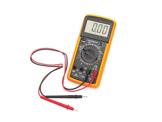 multimeter - What Does a Car Alternator Do?