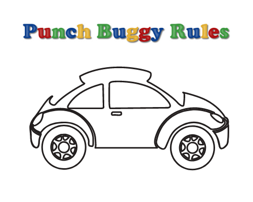 punch buggy rules - Punch Buggy Car: What to Know!