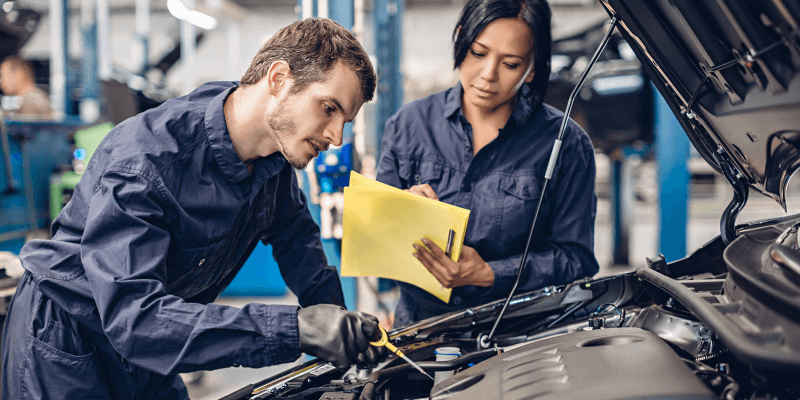 car auto repair - Purchasing a Service Contract for your car: When, Why, and Where