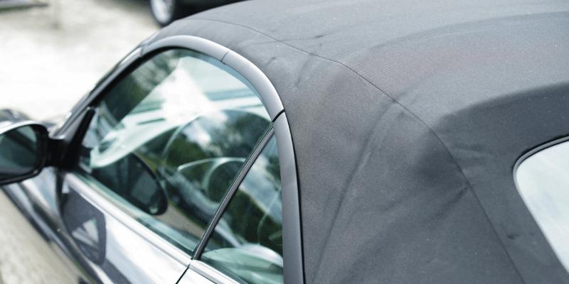 convertible top - Sunroof Leak Repair: Convertibles & Hardtops