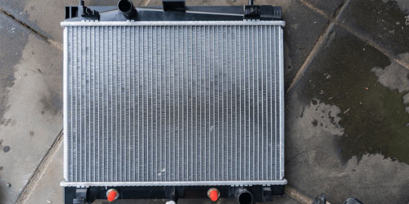 radiator - Why is my Car Overheating?: What Causes a car to Overheat