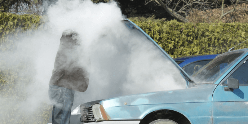 what to do when car overheats - Why is my Car Overheating?: What Causes a car to Overheat