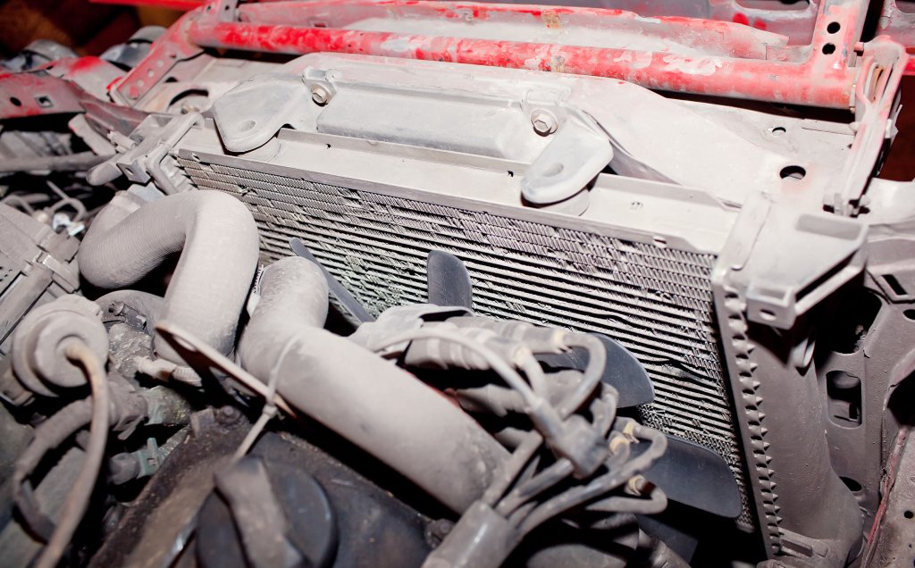 AdobeStock 54741362 1024x636 - How Does a Car Radiator Work?: Radiator Repair and Function