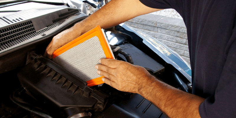 air filter - Longest Lasting Cars: How to Extend the Life of Your Car