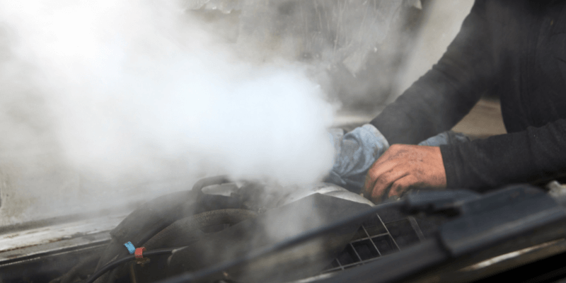 car overheating - Know Your Car's Water Pump: Bad Water Pump Symptoms and Repair
