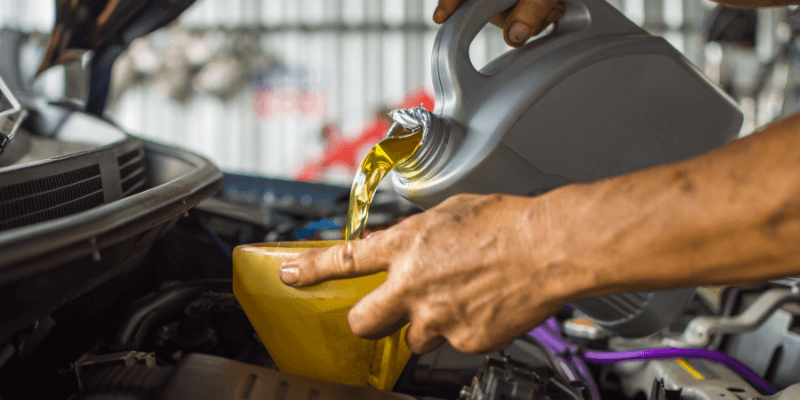 oil change - Longest Lasting Cars: How to Extend the Life of Your Car