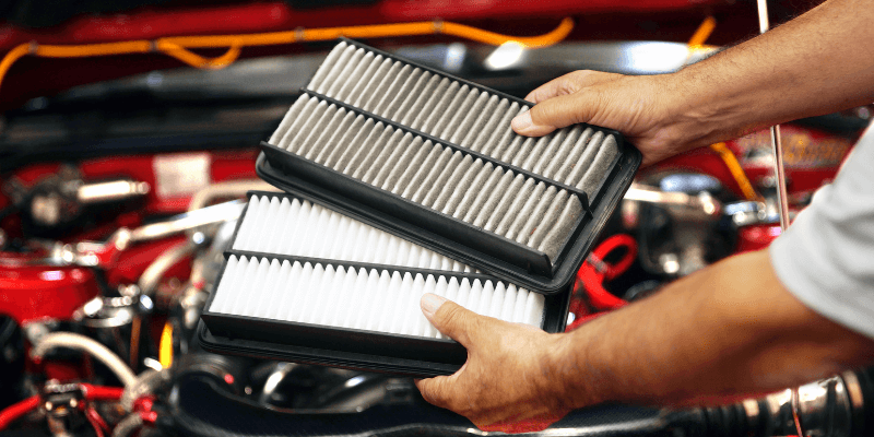 air filter - How to Get Better Gas Mileage: Save Money and the Planet