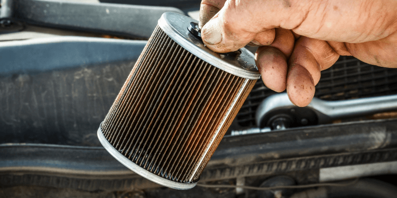 fuel filter - How to Get Better Gas Mileage: Save Money and the Planet