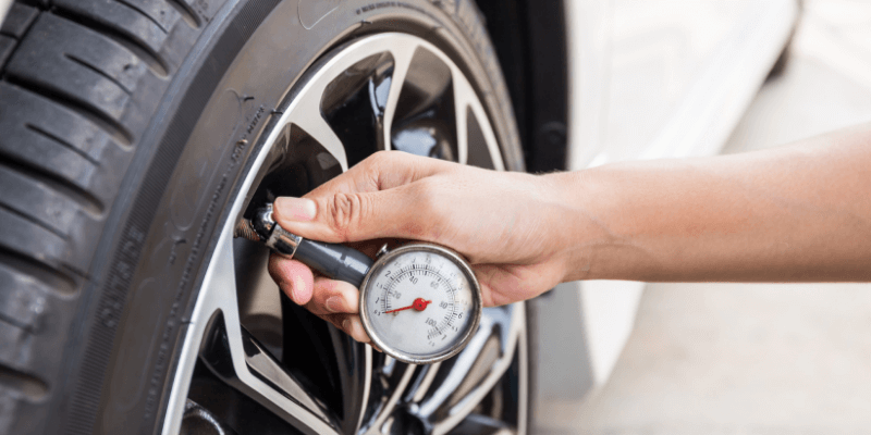 tire pressure - How to Get Better Gas Mileage: Save Money and the Planet