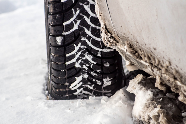 roadsalt - Road Salt: What Can It Do to Your Car?