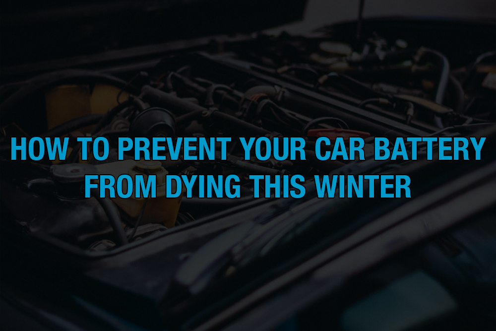 featured image - How to prevent your car battery from dying this winter